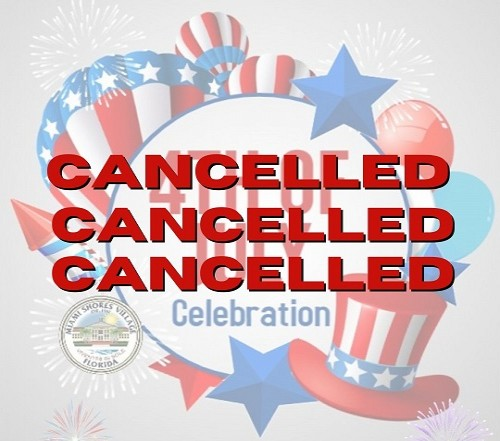 CANCELLED - 4th of July Celebration