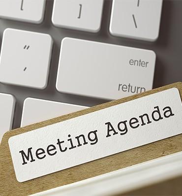 Agendas /  Livestream
